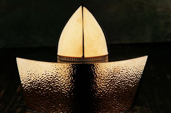 Urne dorée #56